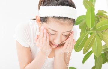 温冷洗顔法と蒸しタオル美容法のやり方