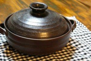 鍋でのもち麦の炊き方
