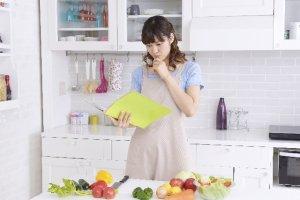スーパー和食の献立の作り方