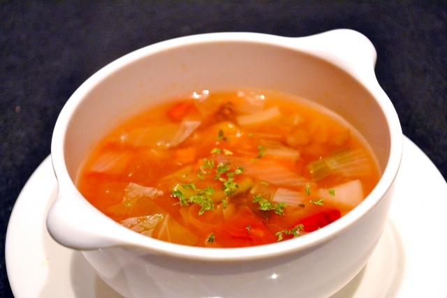 【脂肪燃焼スープダイエット】1週間で-8キロ減した方法と体験談